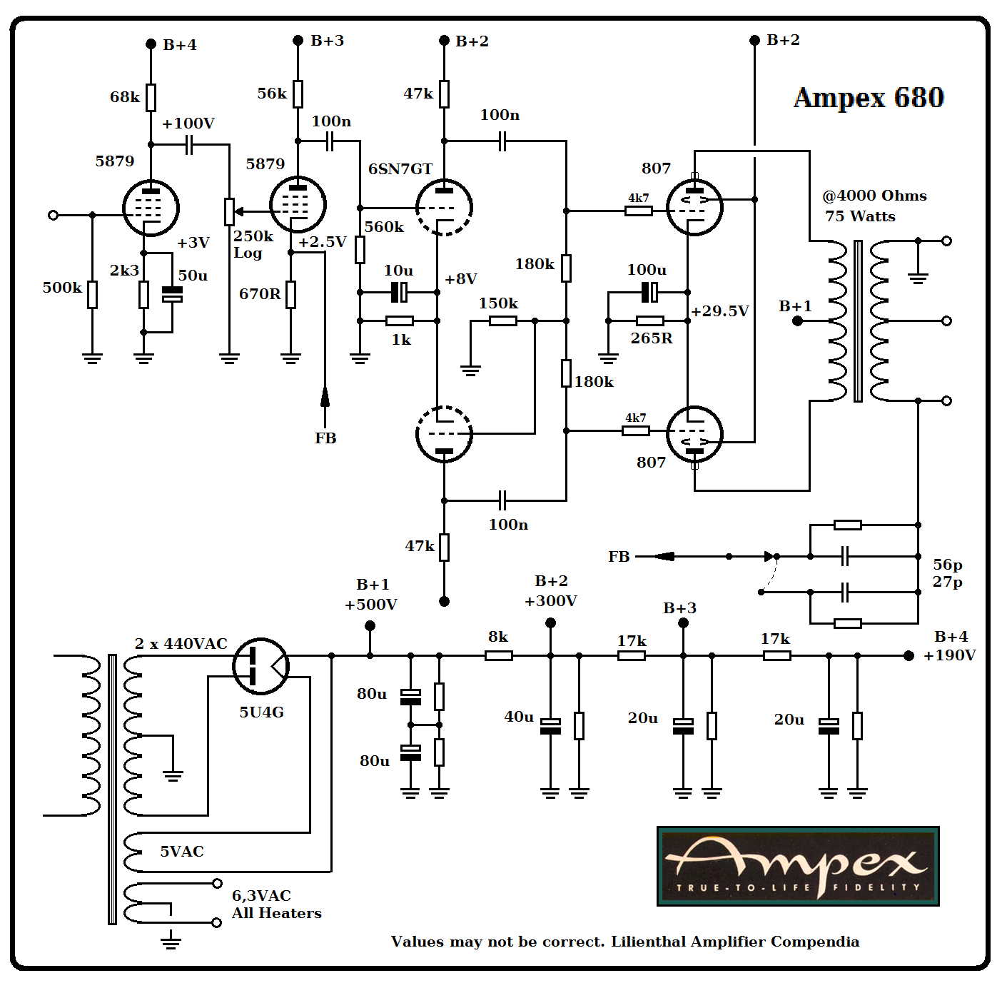 ampex-807-pp-6516-ed