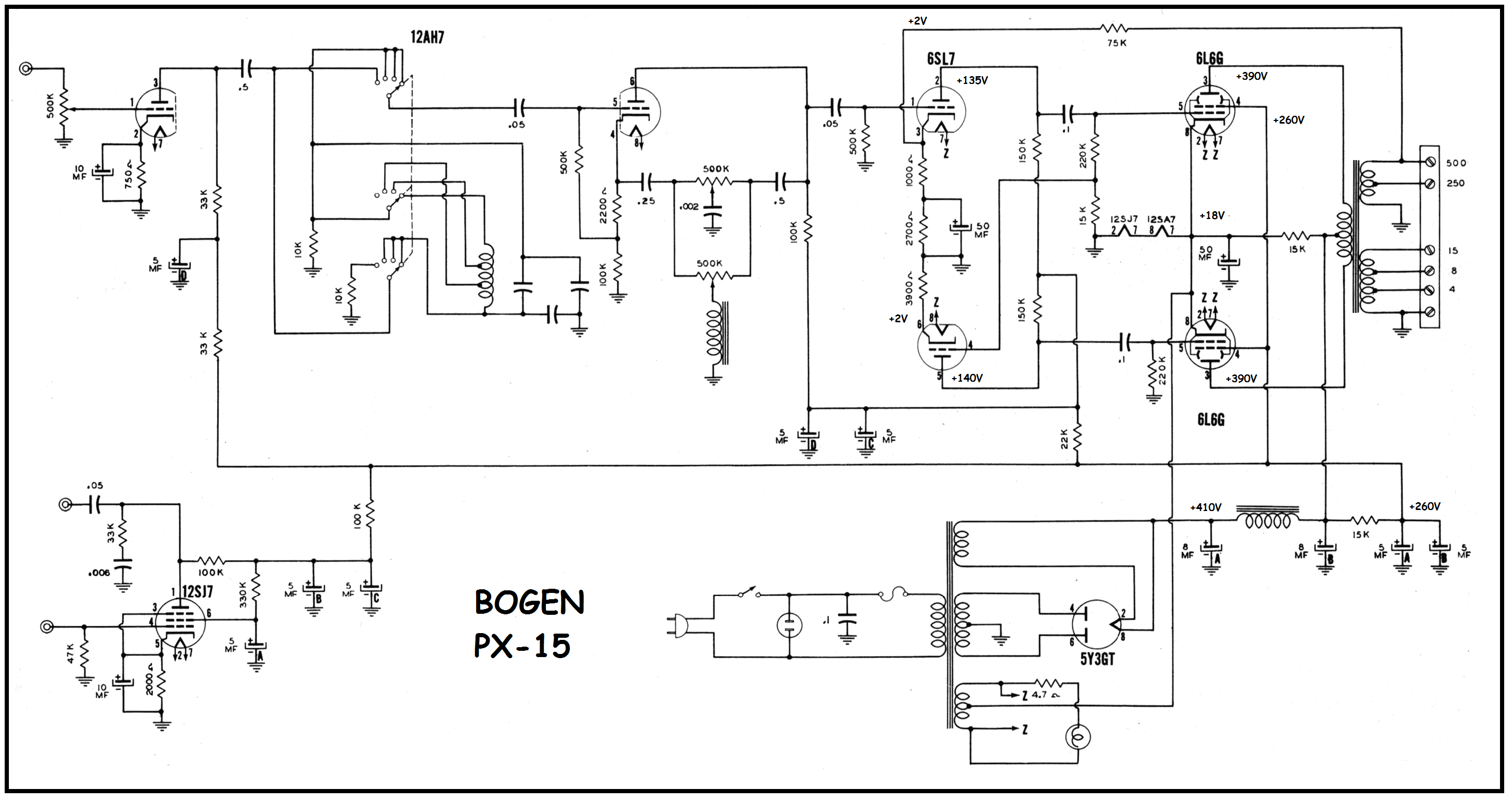 Mixer Theory Circuit Operation Tutorial Radioelectronicscom