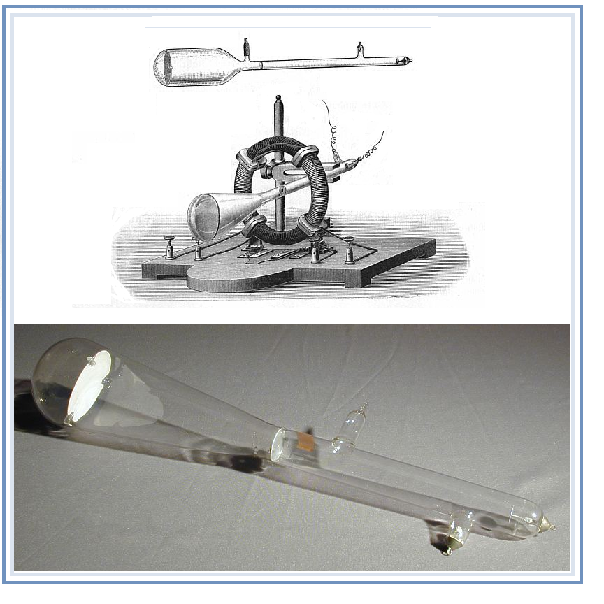 Braun , Cathode Ray valve, 1897