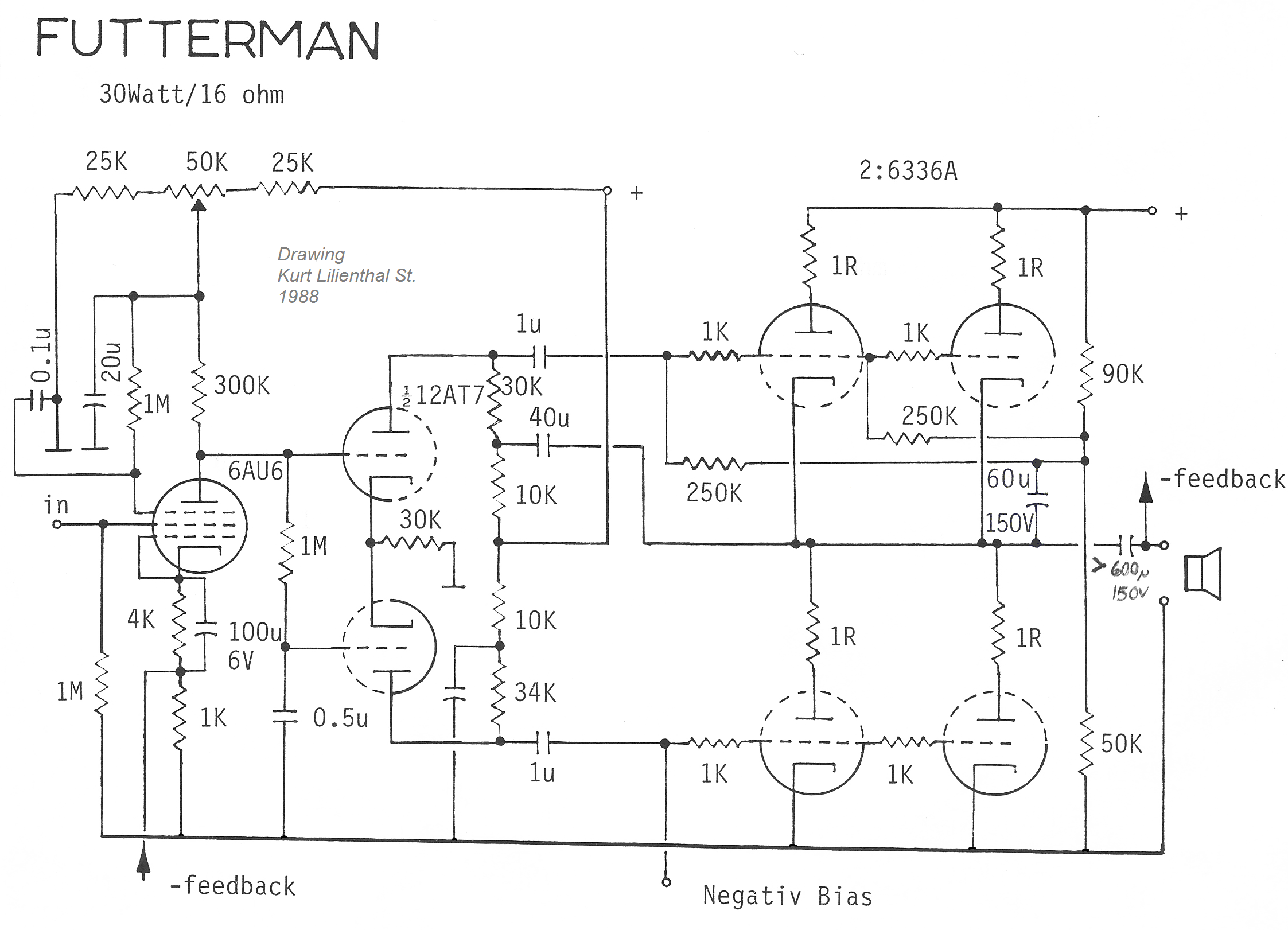 Futterman, 6336 OTL