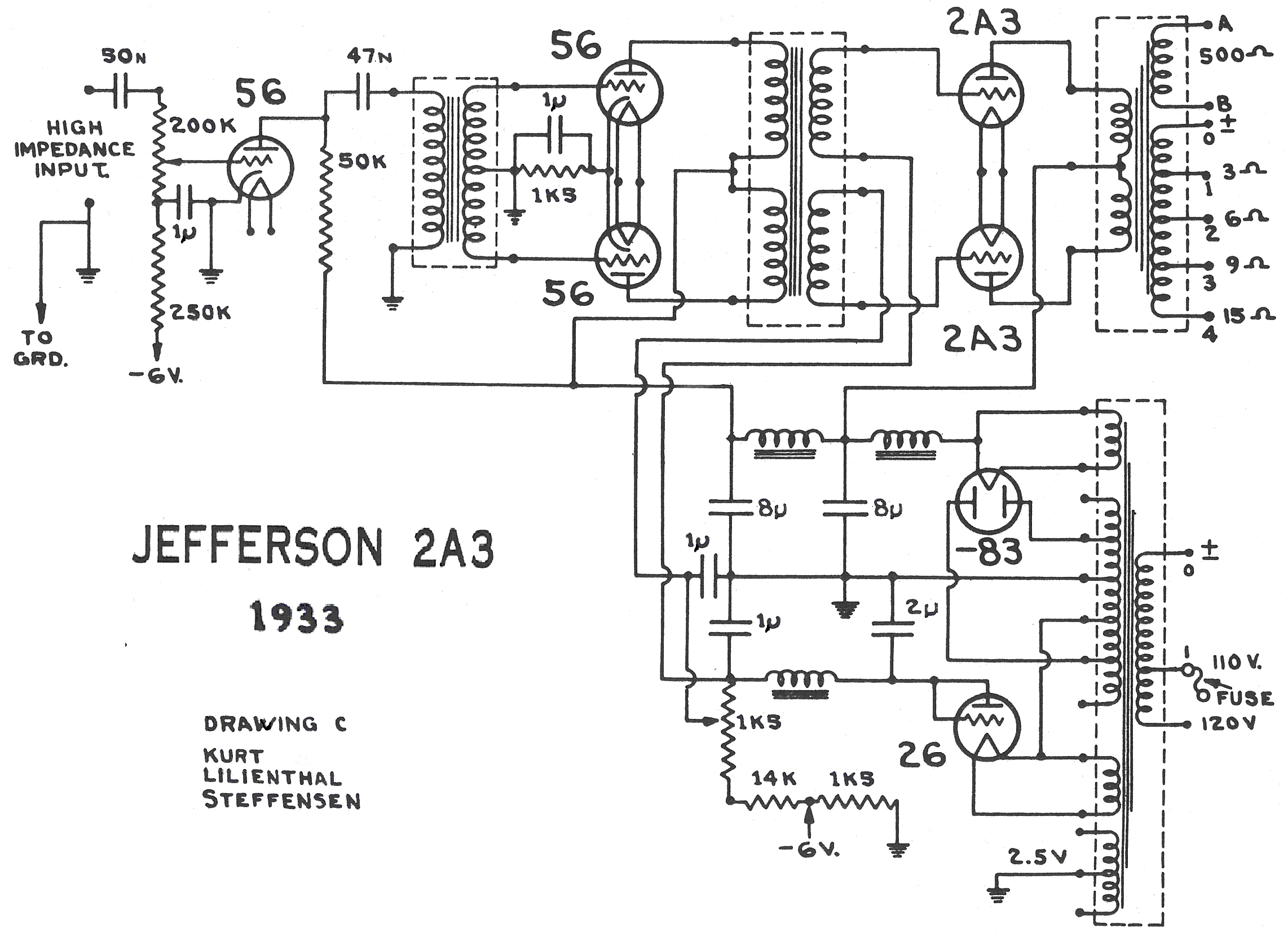 100 Amplifiers – Part 1 , 1916 – 45 | Lilienthal Engineering