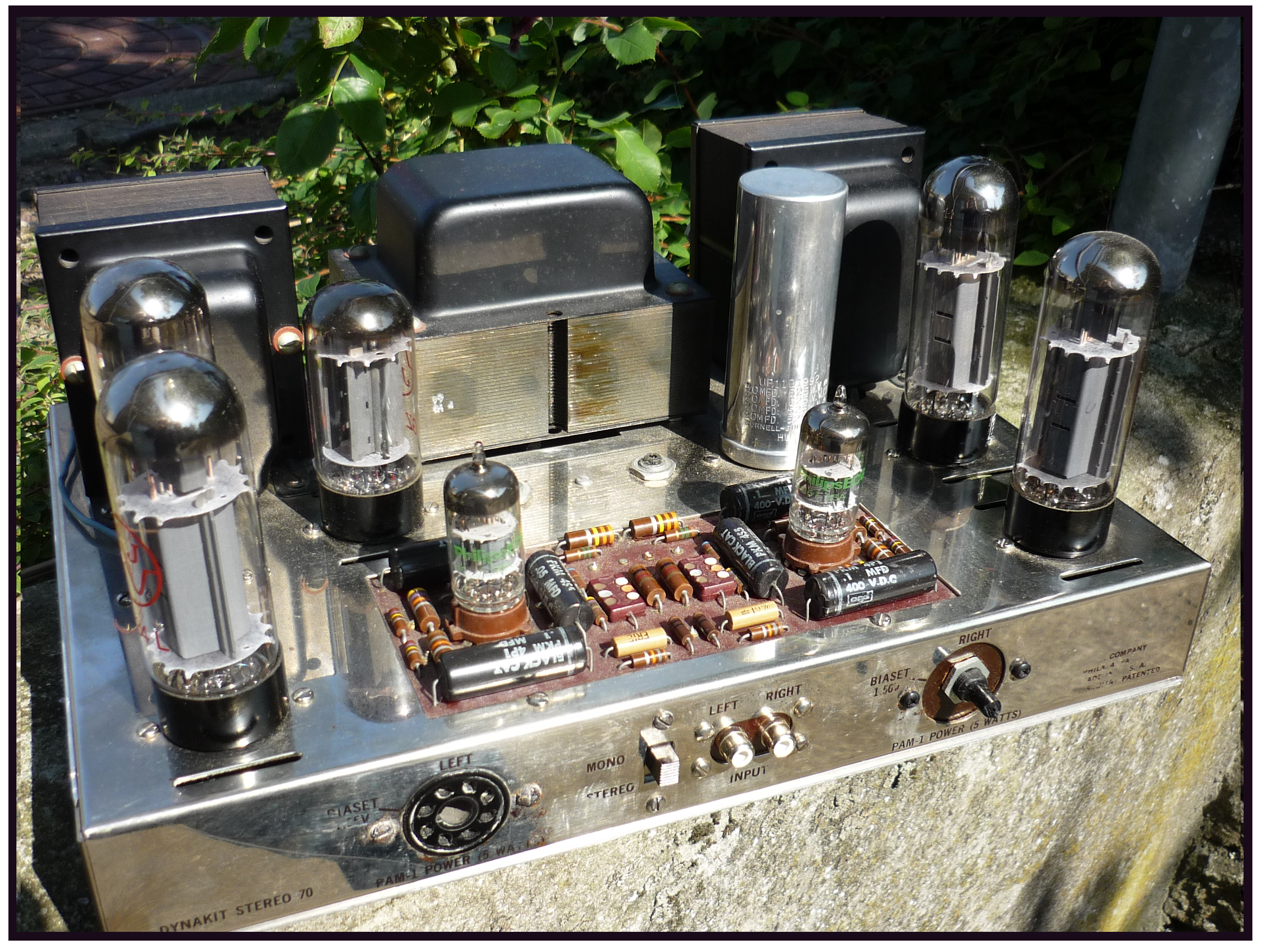 100 amplifiers – part 4 , 1959 – 82 | Lilienthal Engineering