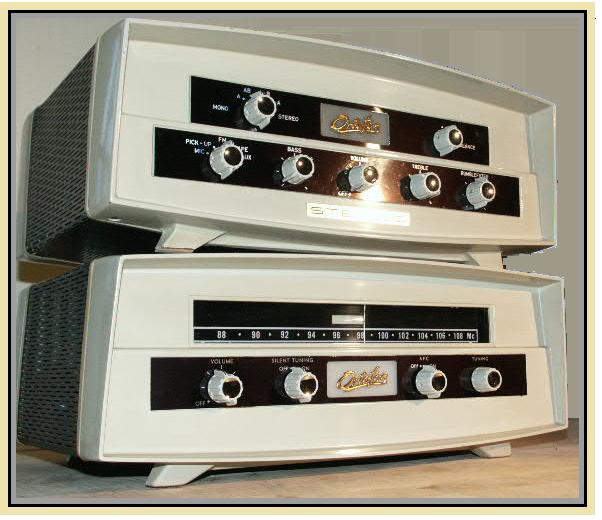 Pix, Ortofon KS601 og tuner, ed