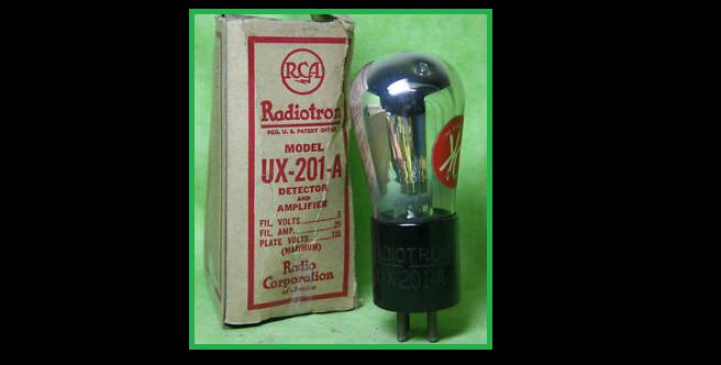 Pix, RCA UX-201-A