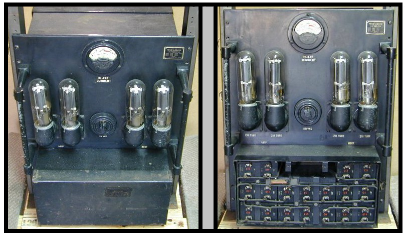 Western Electric 43A, pix